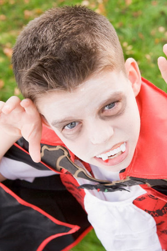 Halloween Makeup For Kids Boy.30 Scary And Unique Kids Halloween Makeup Ideas Ecstasycoffee