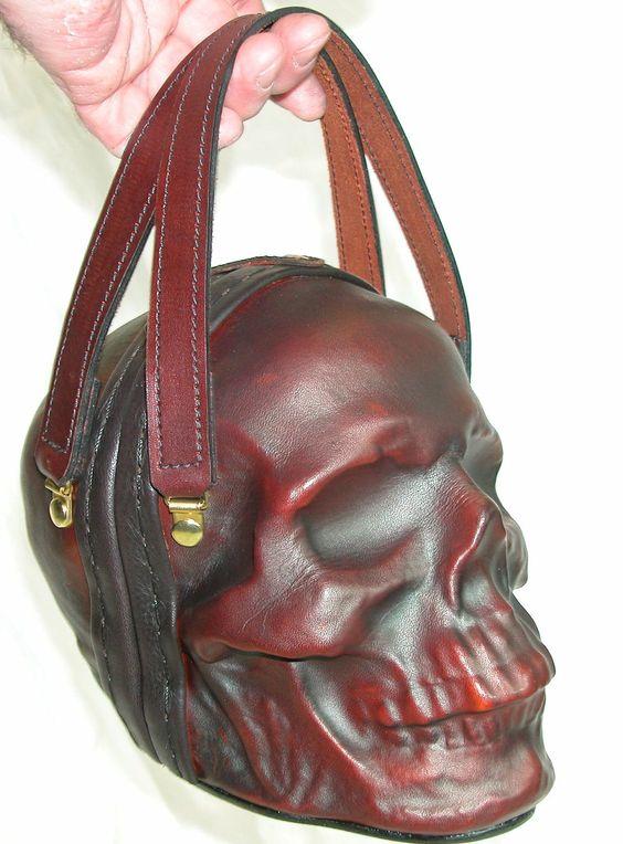 leather-skull-purse-clutch