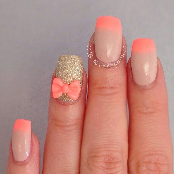 60 Awesome French Nail Designs That Will Blow Your Mind