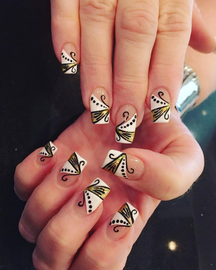 30 Awesome Nail Extensions Design You Ll Want In 2017 Ecstasycoffee