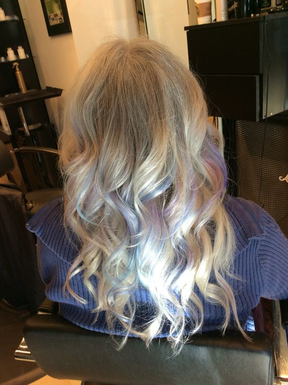 50 Sexy  Expressive Opal Hair Color For Every Occasion  EcstasyCoffee