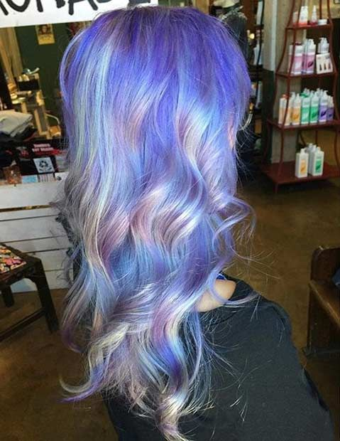 50+ Expressive Opal Hair Color For Every Occasion ...