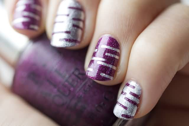 60 Beautiful Dark Nail Designs And Ideas To Make Others Envious 187 Ecstasycoffee