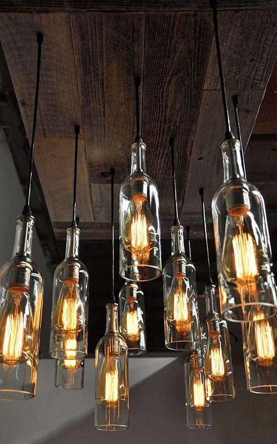 reclaimed-wood-wine-bottle-chandelier