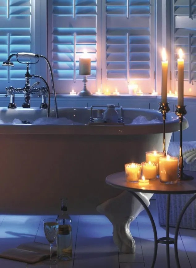 40 Gorgeous Romantic Bathroom Designs Ideas 187 Ecstasycoffee