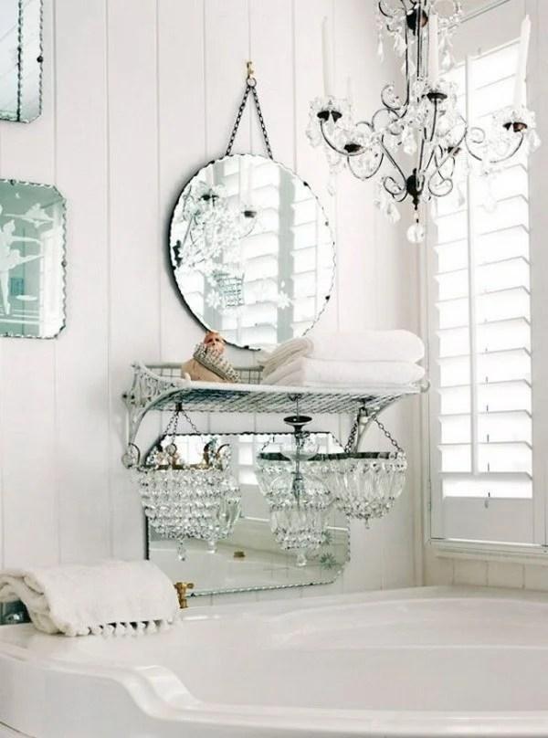 appealing 30 adorable shabby chic bathroom ideas | 44 Lovely Shabby Chic Bathrooms Decorating Ideas ...