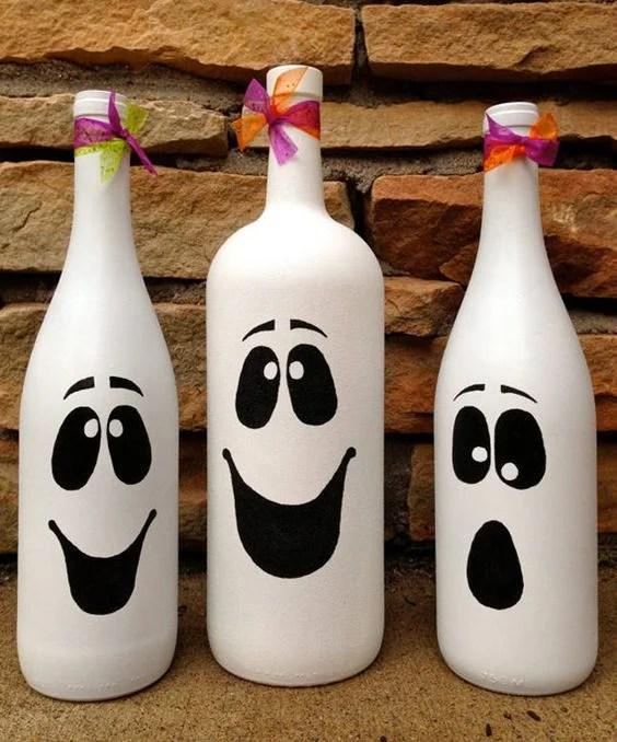 wine-bottle-ghosts-for-halloween
