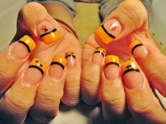 80 Cute Halloween Nail Art Ideas You Can Do At Home ...