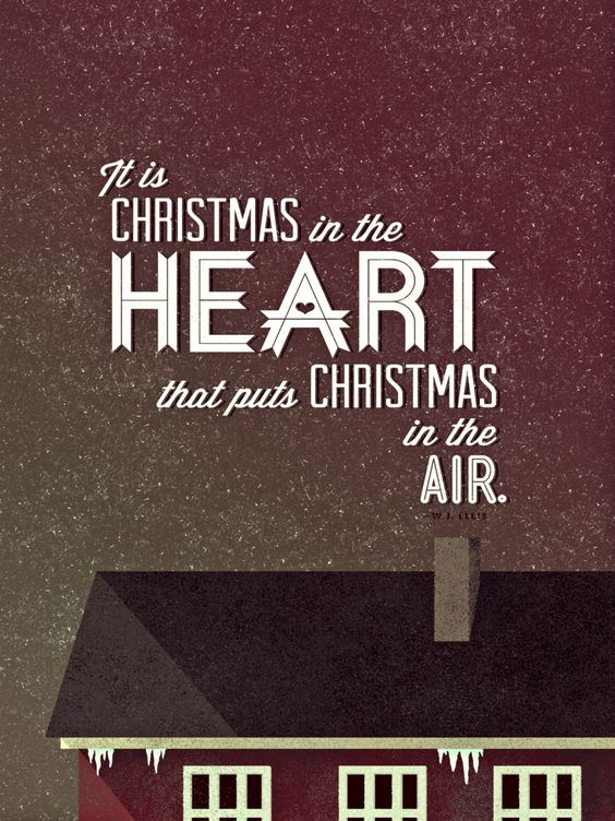 ItS Christmas In My Heart
