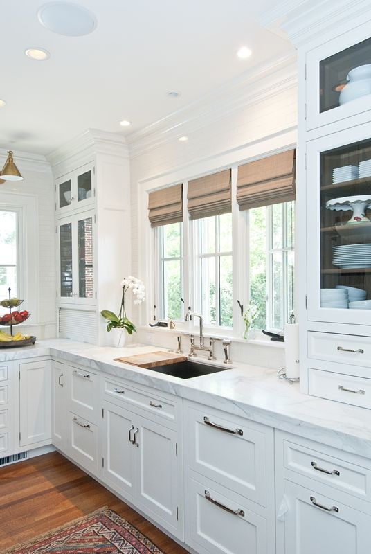 33 Stylish Kitchen Window Blinds Ideas » EcstasyCoffee