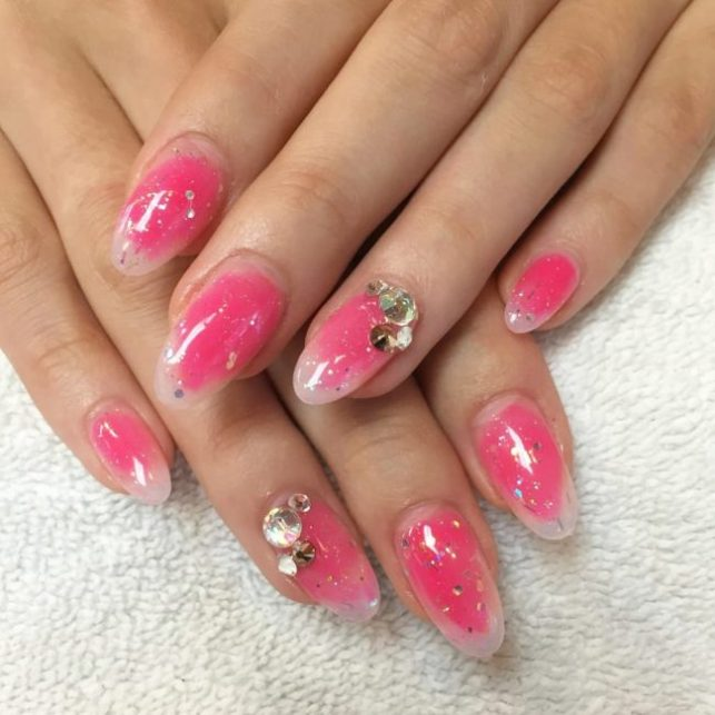 60 Beautiful Pink Nail Art Designs Ideas Ecstasycoffee