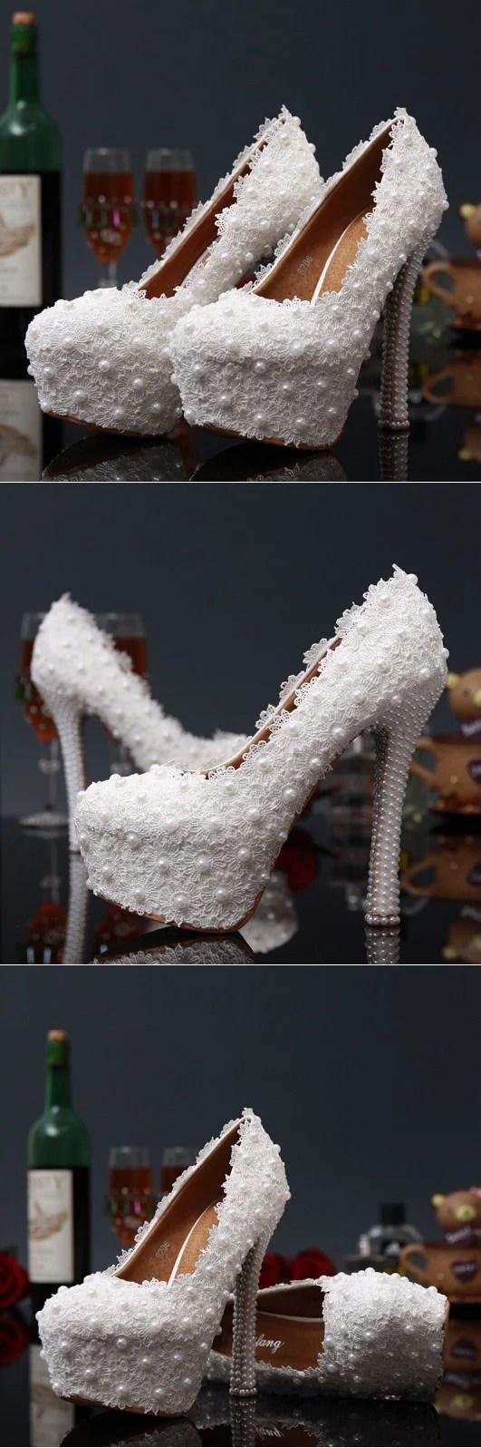 bridal-white-heels