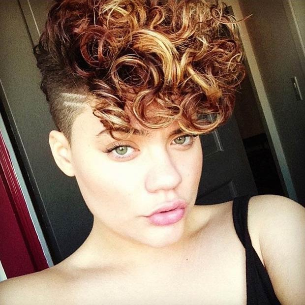 curly-mohawk-with-highlights