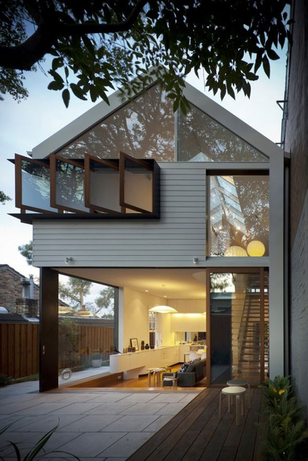 Things You Must Consider When Designing A Container House: 27 Decorating Ideas For Corner Window » EcstasyCoffee