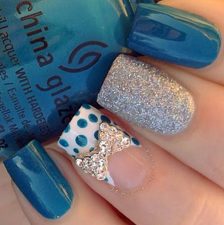 37 Awesome 3D Nail Art Designs And Ideas You\'ll Want in 2017 ...
