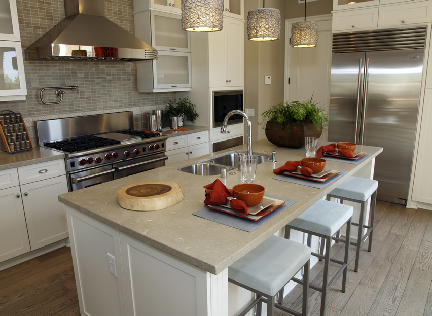 custom kitchen islands ikea faucets 50 best island designs and ideas ecstasycoffee