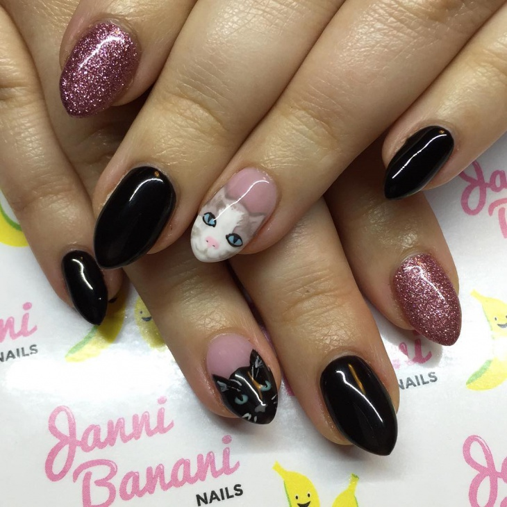 50 Creative Nail Art Trends That You Will Love! - EcstasyCoffee