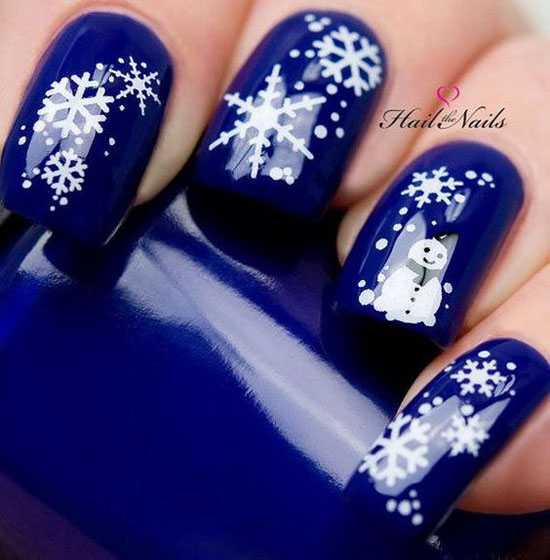 frozen-nails