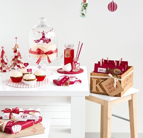 45 Cute Creative Kitchen Decorating Ideas For Christmas