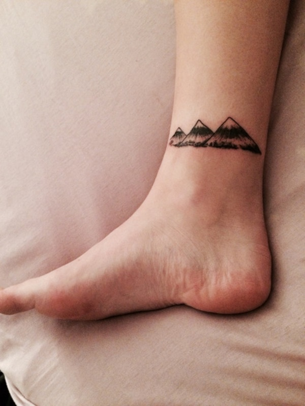 Small Ankle Tattoo Ideas: 80 Beautiful Ankle Tattoo Design And Ideas For Women