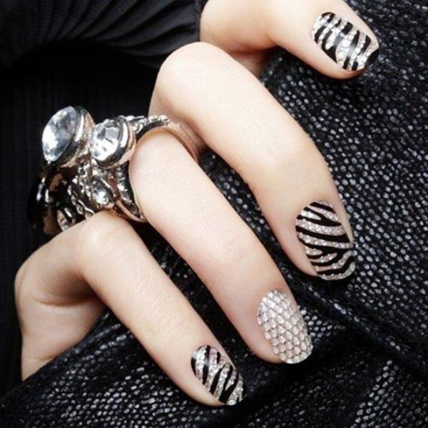 new nail art design