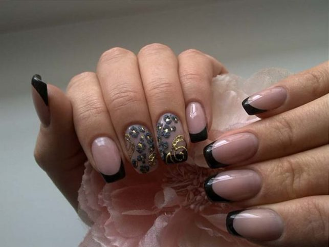 43 Cute Nail Art Designs With Stones For The Perfect Manicure