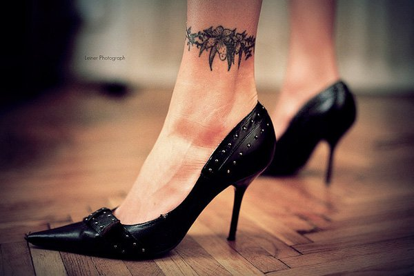80 beautiful ankle tattoo design and ideas for women