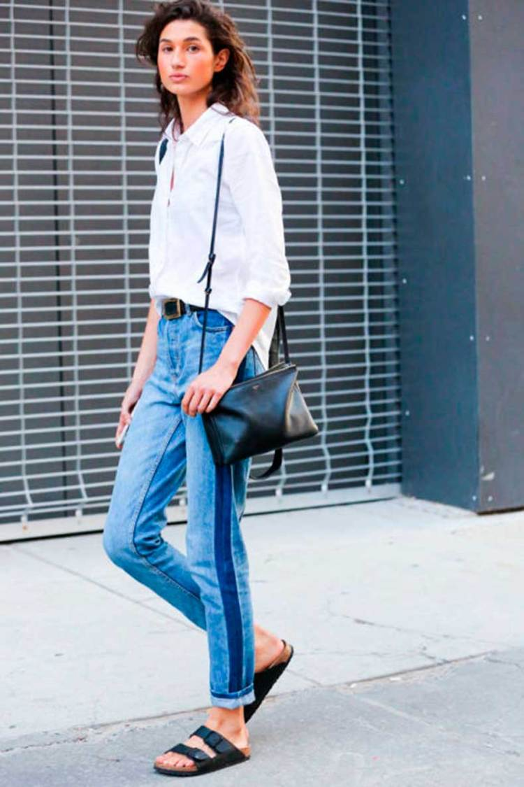 70 perfect street style spring outfit ideas with shirt
