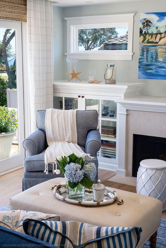 Debra Lynn Henno Design.  Santa Barbara Residence.