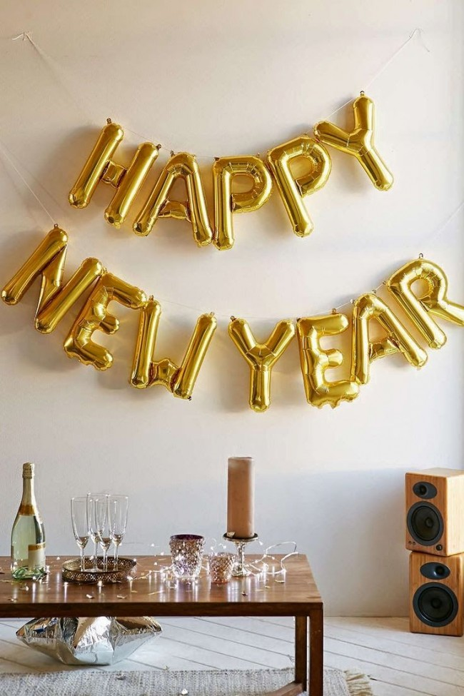 Awesome New Year's Home Decorating Ideas » EcstasyCoffee