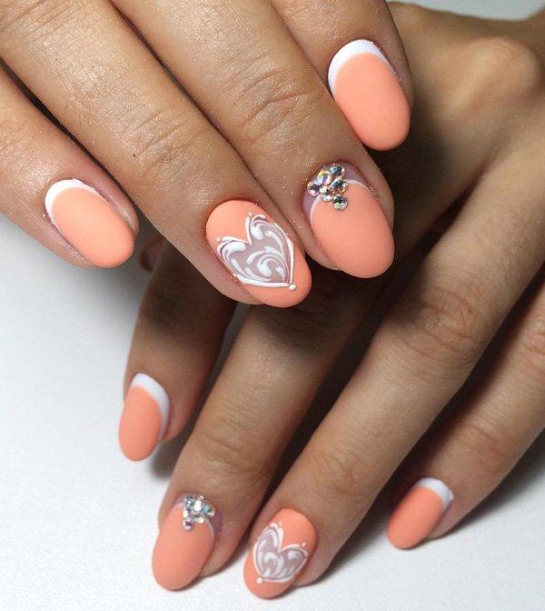 37 Beautiful Oval Nail Art Ideas