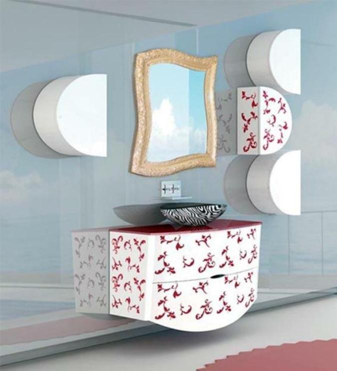 50 Fabulous Bathroom Mirror Design Ideas And Decor » EcstasyCoffee