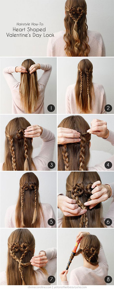 cute and romantic hairstyles