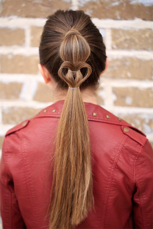 40 Cute And Romantic Hairstyles For Valentine S Day