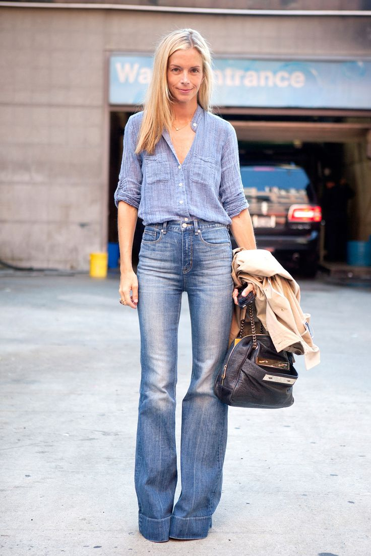 50 stylish and easy ways to wear high waist pants right now