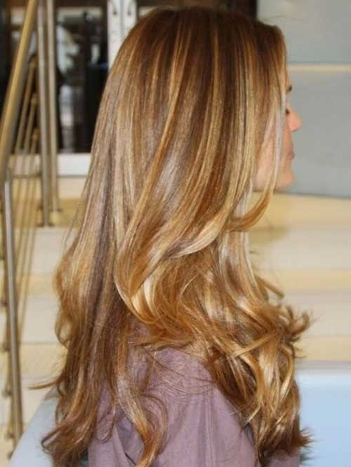 38 Fabulous Dark Brown Hair Color Ideas With Highlights
