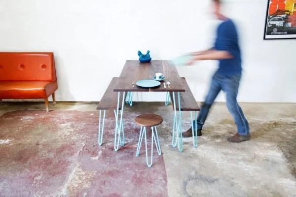 35 Awesome Diy Hairpin Legs Table Ideas 187 Ecstasycoffee