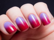 fabulous ombre nails and design