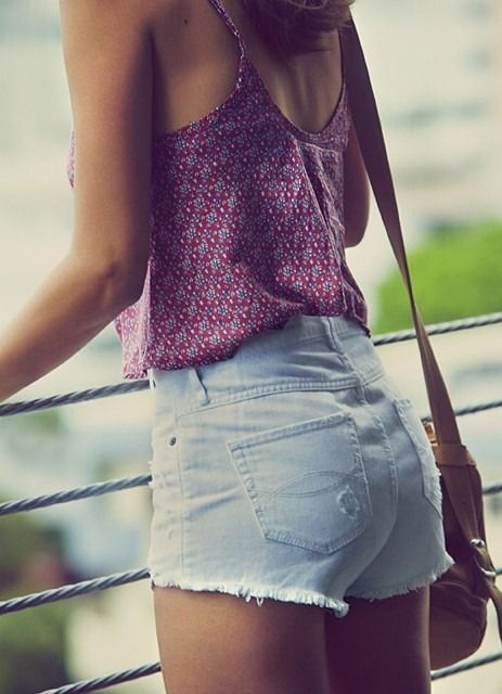 40 cute high waist shorts ideas for springsummer 2017 ecstasycoffee here are 40 cute high waist shorts ideas how to wear your favorite high waist shorts urmus Images