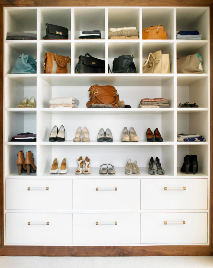 40 Fabulous Closet Designs And Dressing Room Ideas » EcstasyCoffee