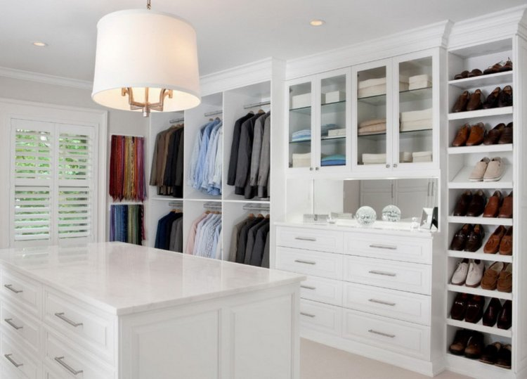 Browse 40 fabulous closet designs and dressing room ideas to get  your dream home built in a customized way Fabulous Closet Designs And Dressing Room Ideas EcstasyCoffee