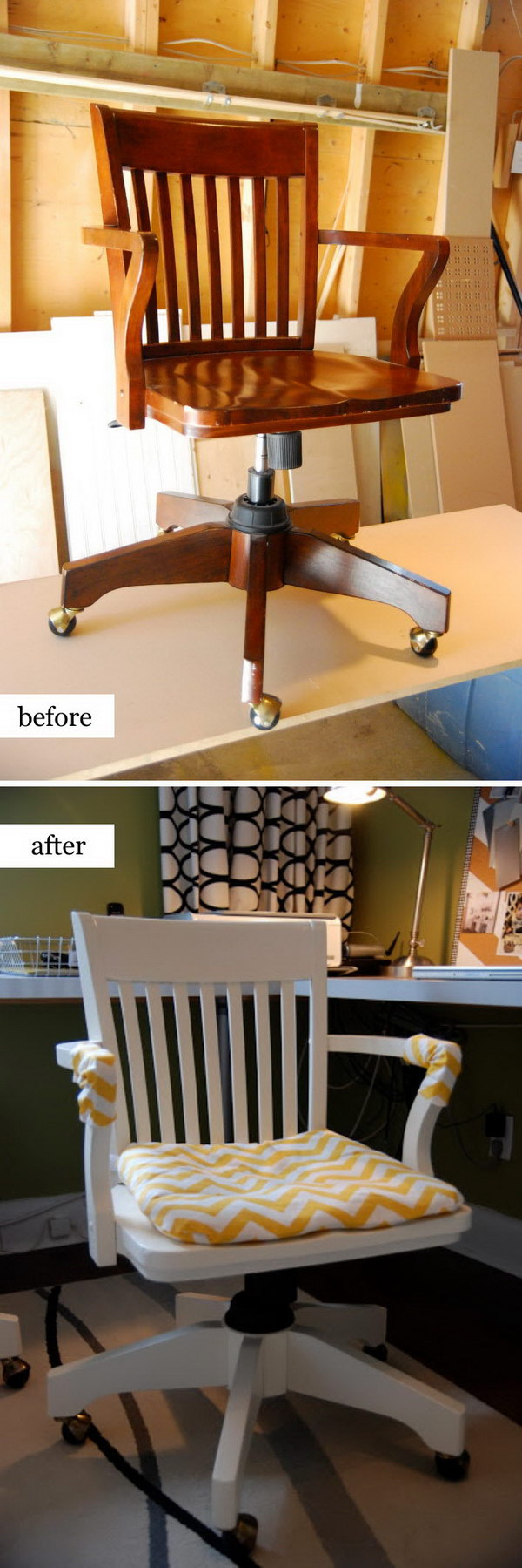 unique chair design ideas eno hanging 53 best diy to repurpose old furniture for your home decor
