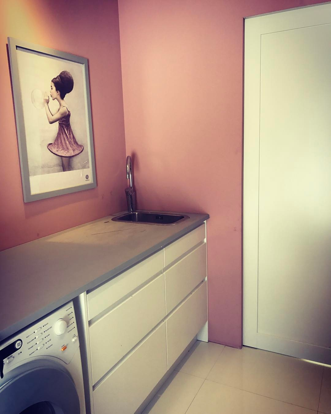 ... Simple Laundry Room Decorating Ideas ... Part 90