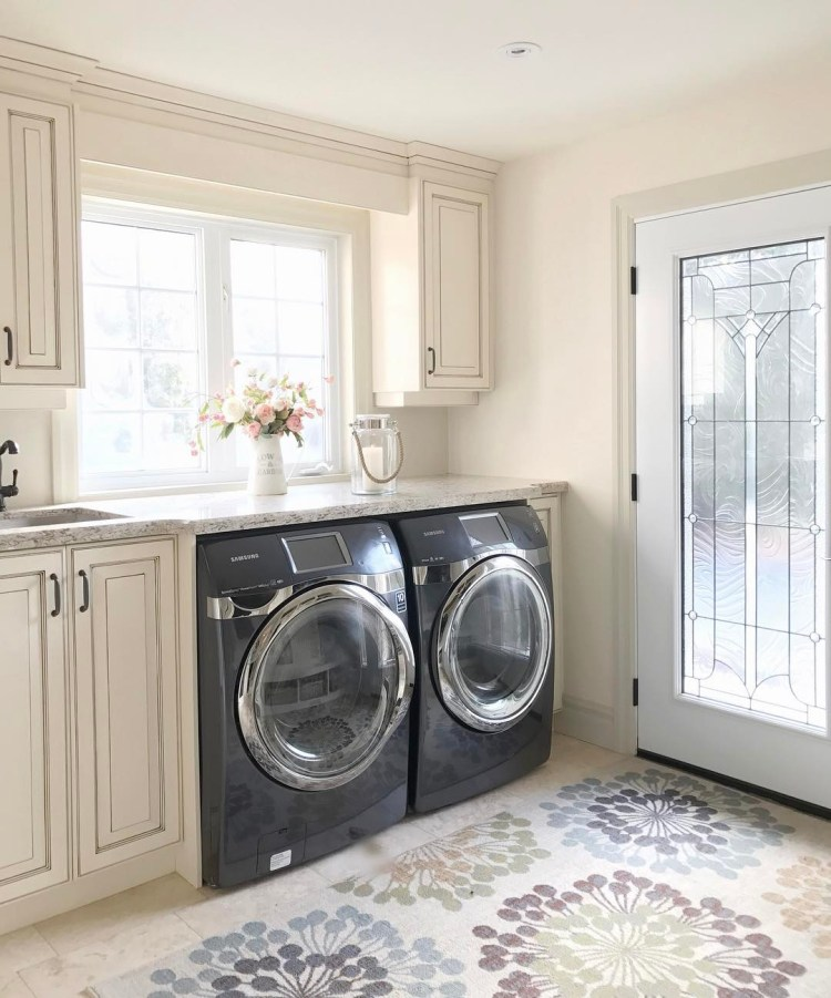 53 Affordable And Simple Laundry Room Decorating Ideas