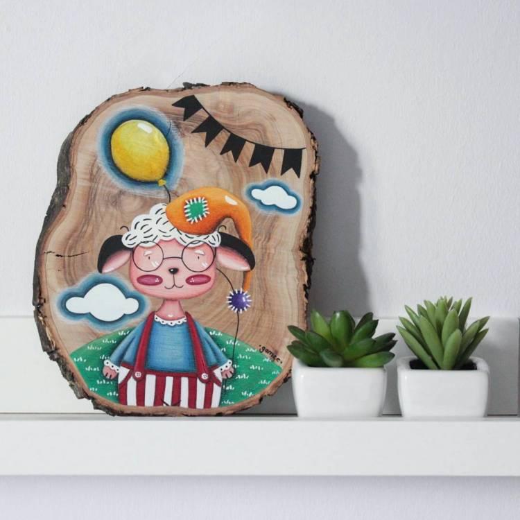 43 Rustic,Inexpensive and Creative DIY Wood Log Decoration ...