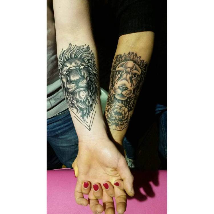 Tattoo Goals Quotes: 51 Cute Couple Tattoos That Wear Testimony To Long-lasting