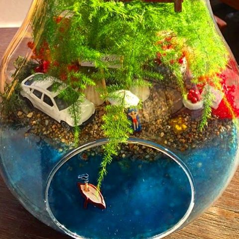 41 Unconventional And Beautiful Terrarium Decoration Ideas