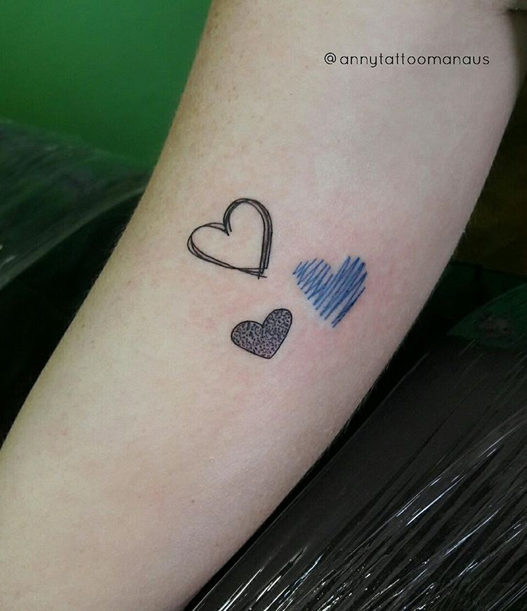 40 redefine your fashion statement with passionate heart tattoos ideas
