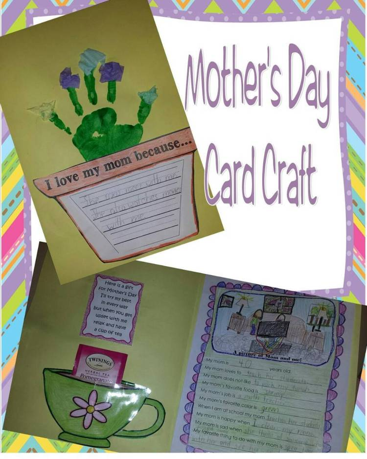 45 Easy Diy Mother S Day Crafts Ideas