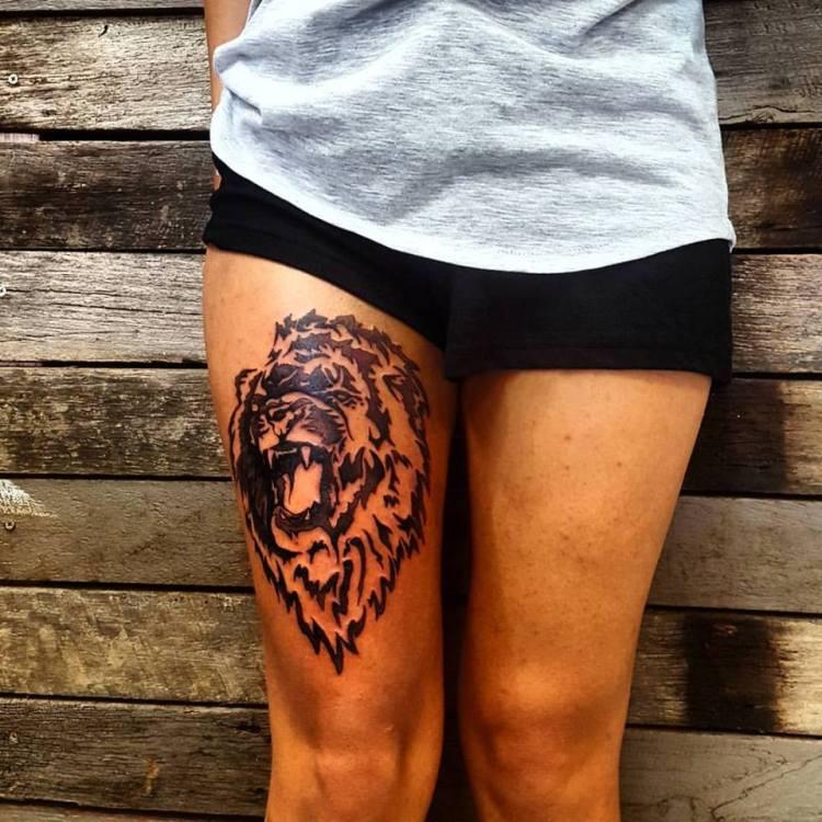 #liontattoo #liontattoos #theartof #tattoosydney #tattoos #tattoo #tattooed #tattoodesign #inksydney